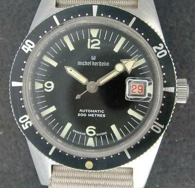 Michel Herbelin Diver #200126