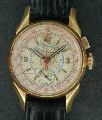 Bulova Mini chronograph #190520