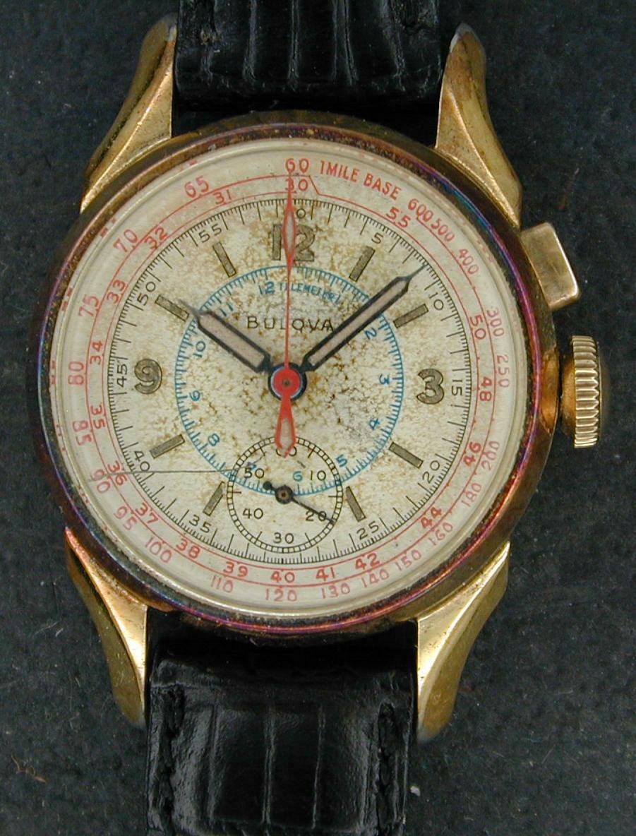 Bulova Chronograph #200405