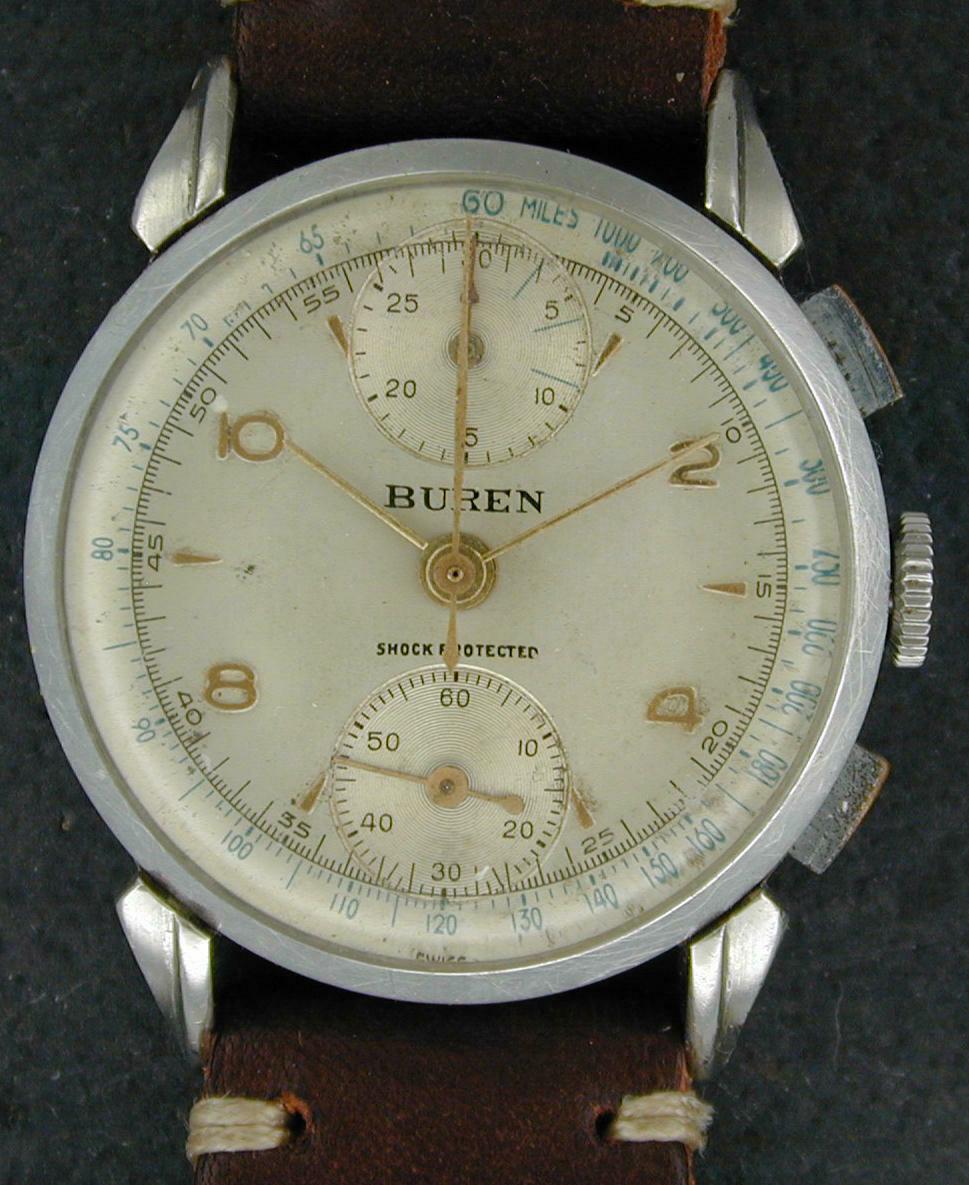 Buren Chronograph