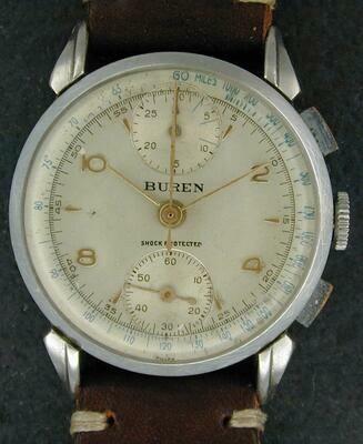 Buren Chronograph #200406