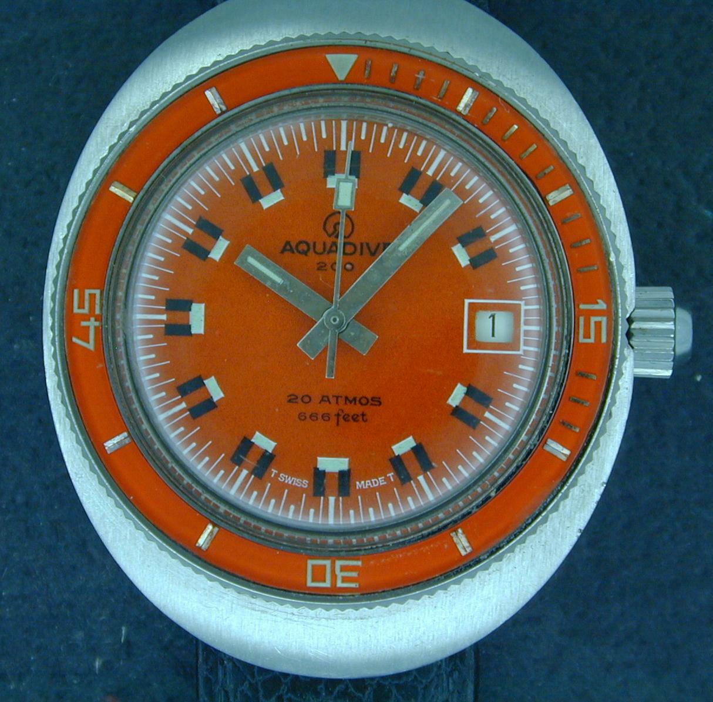 Aqua Dive 200 #201125