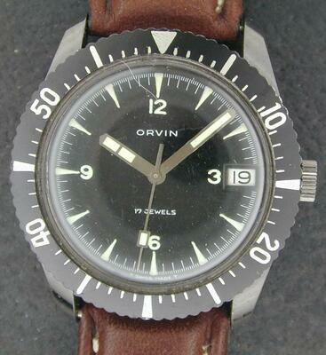 Orvin Diver #190529