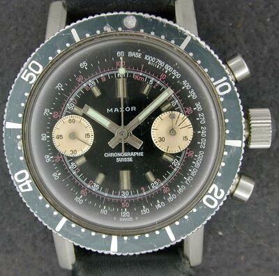 Maxor Chronograph #200402