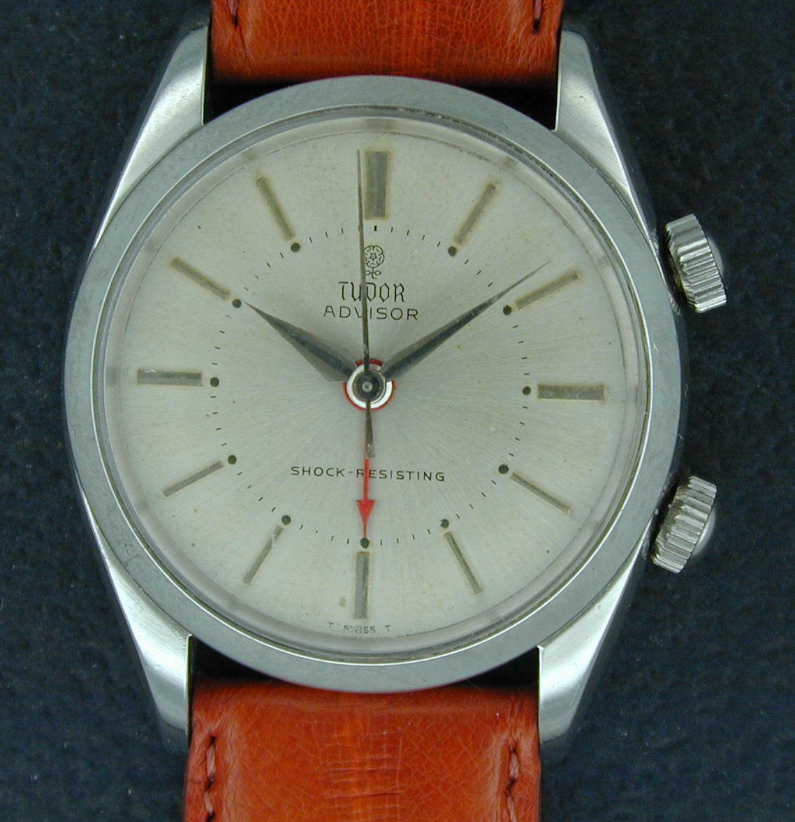 Rolex Tudor Advisor Alarm #171234