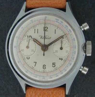 Kelbert Chronograph #201128