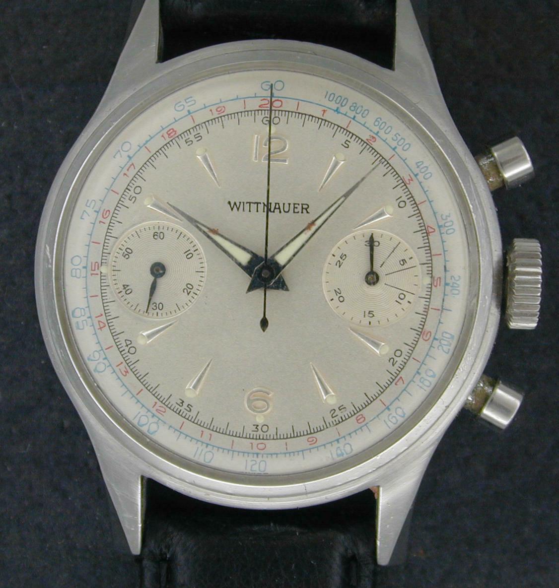 Wittnauer Chronograph #201129