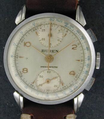 Bruen Chronograph