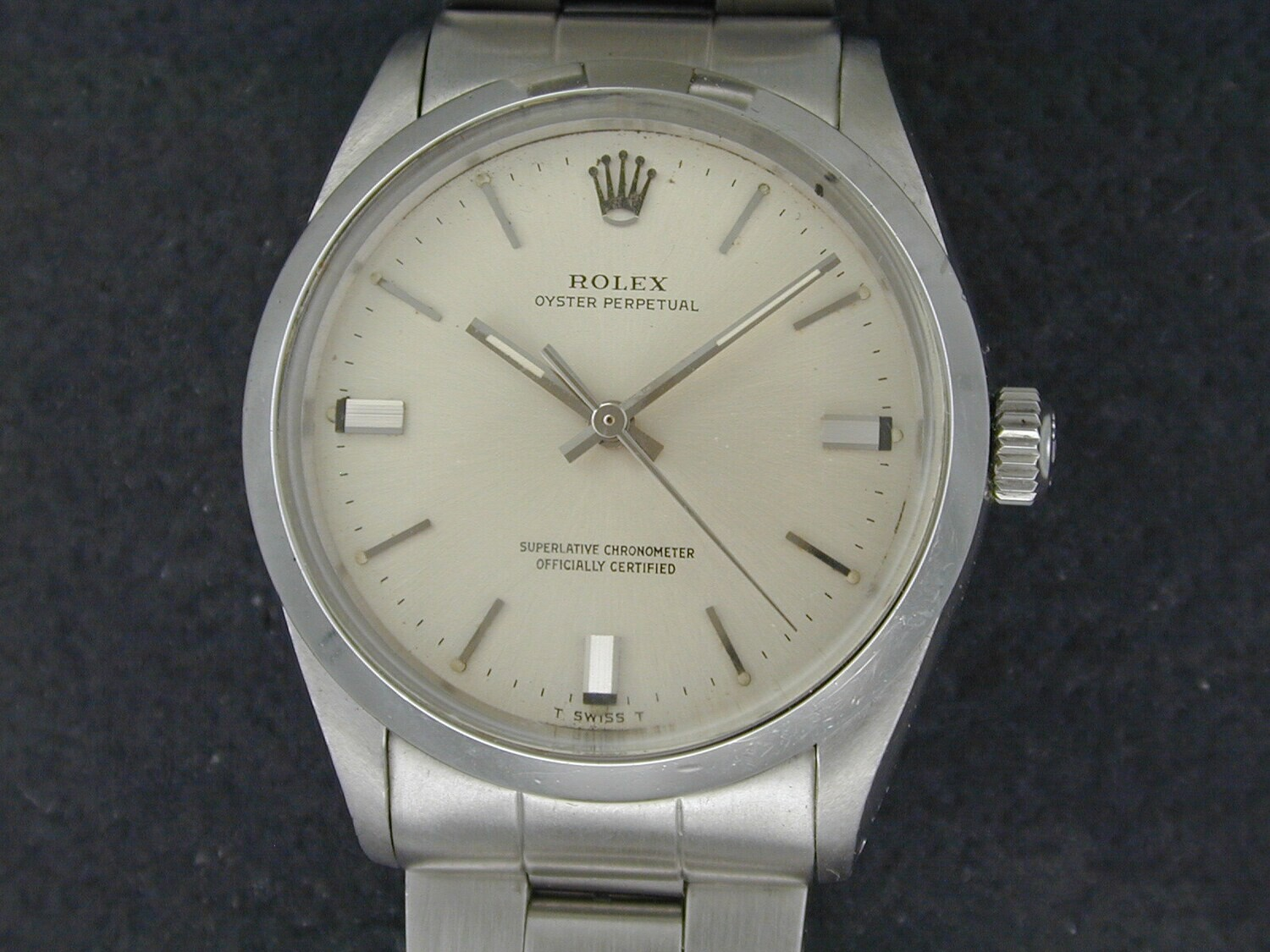 Rolex Oyster Perpetual Ref #1002