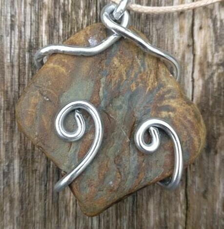 Clonakilty Rocks Necklace