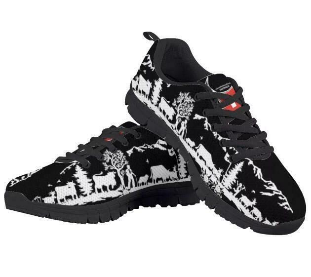 SwissBlack Edition Schuhe