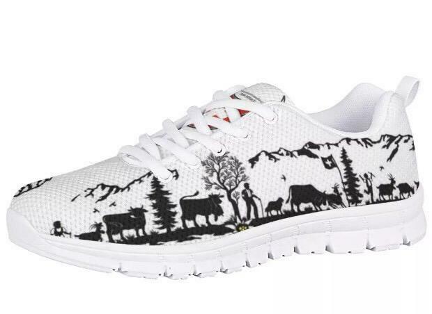 SwissMilk Edition Schuhe
