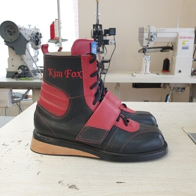Weightlifting Shoes ROTOR2 Middle BOOT Custom Colors