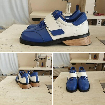 Weightlifting Shoes ROTOR2 Blue/White