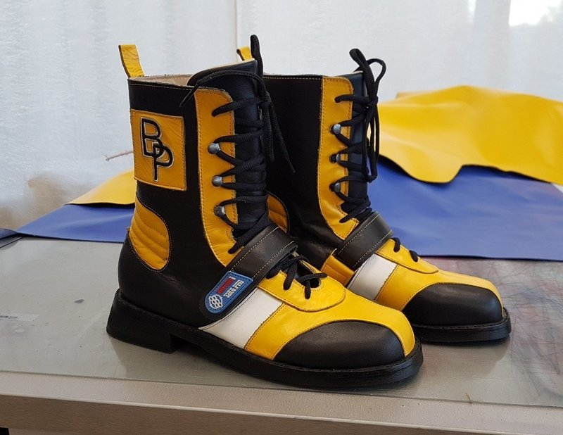 Weightlifting Shoes ROTOR1 High BOOT Custom Colors