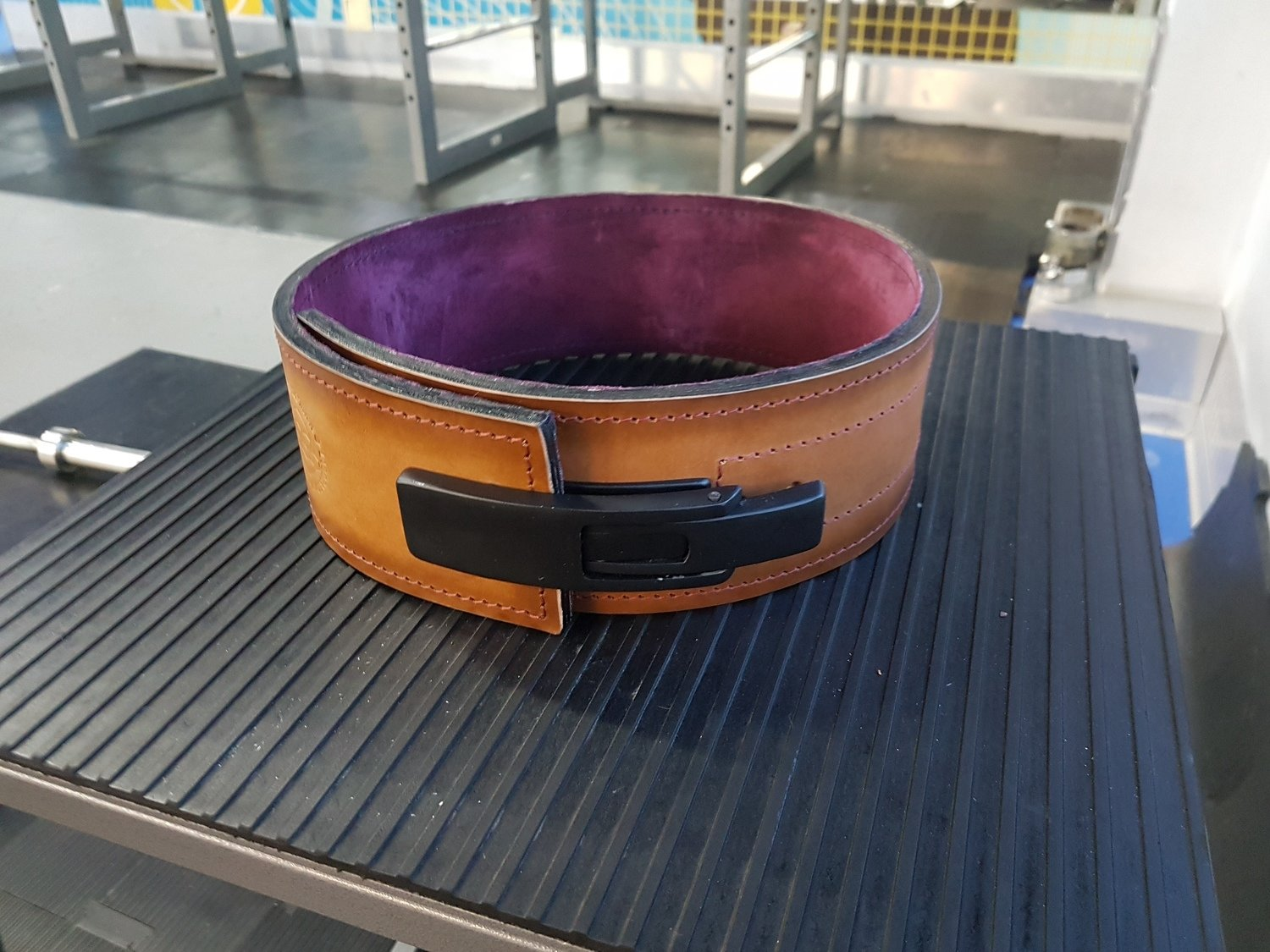 POWERLIFTING LEVER BELT