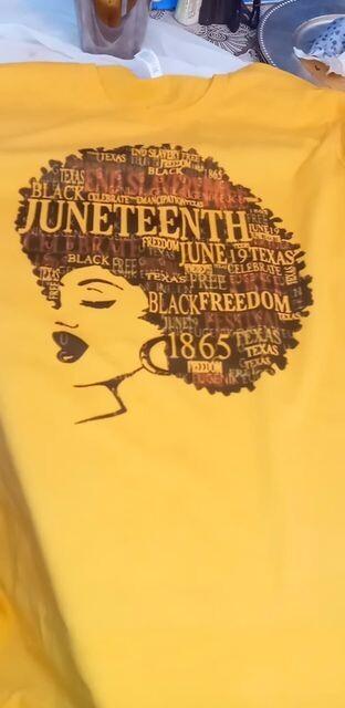 Afro Shirt