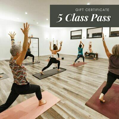 Aumbience Yoga - Class Passes