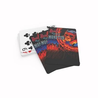 Diablo Stunt Playing Cards