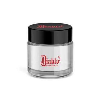 Diablo Glass Jar