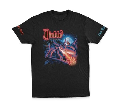 SIZE M: Diablo 2-Shot T-Shirt