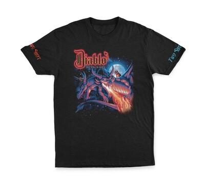 SIZE 5XL: Diablo 2-Shot T-Shirt
