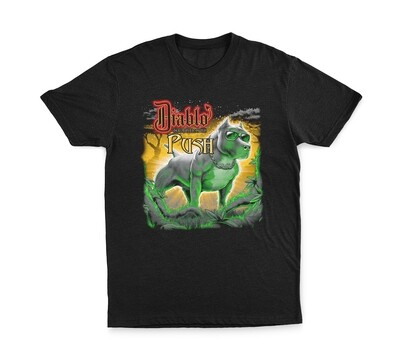 SIZE L: Diablo Monster Push T-Shirt