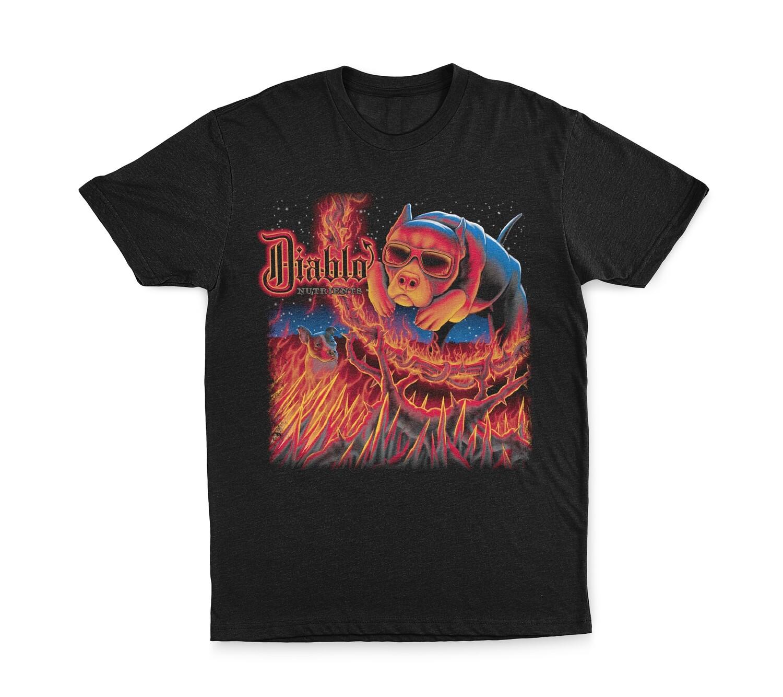 SIZE L: Diablo Stunt Monster T-Shirt