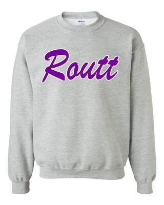 R-ROUTT GRAY-18000