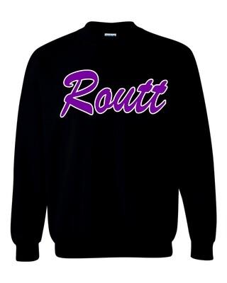 R-ROUTT BLACK