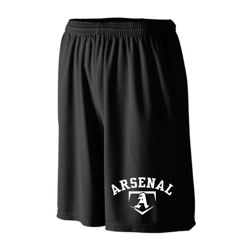 ARSN-814 YOUTH POCKETED SHORTS