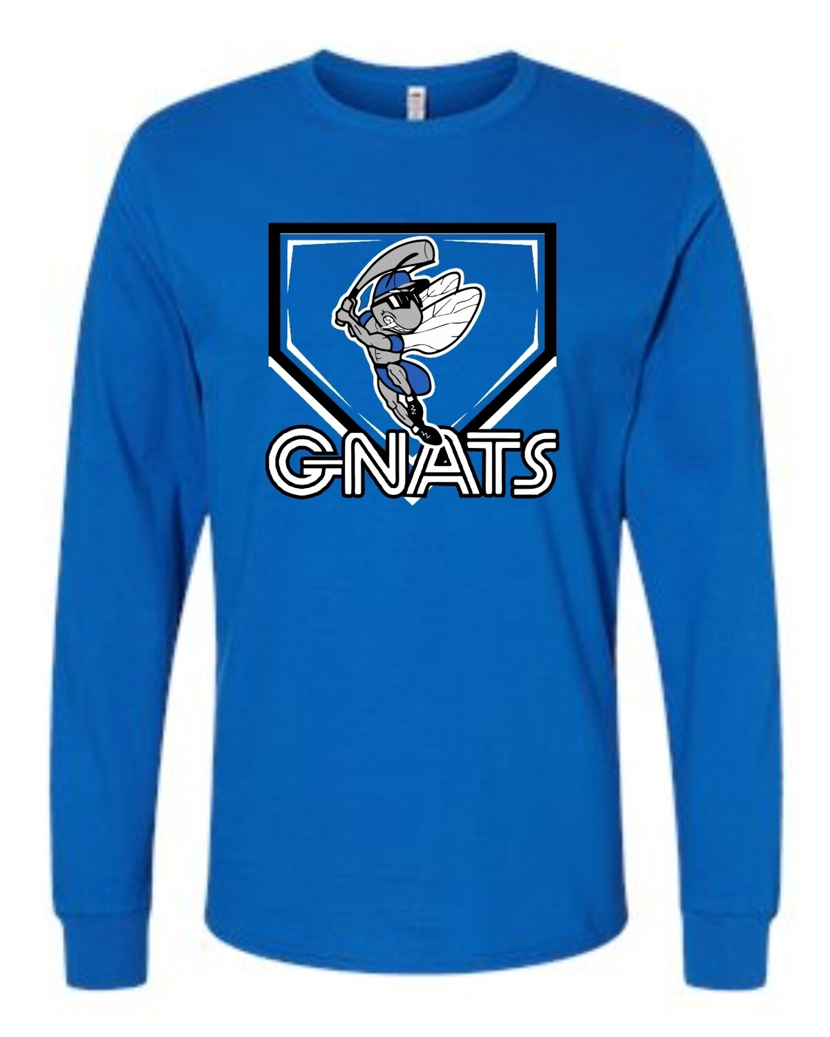GNATS-IC47LSR BLUE SOFT STYLE