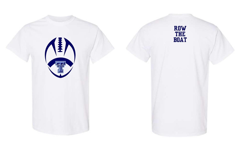 TROJANS-#5000 Gildan T-Shirt (White)