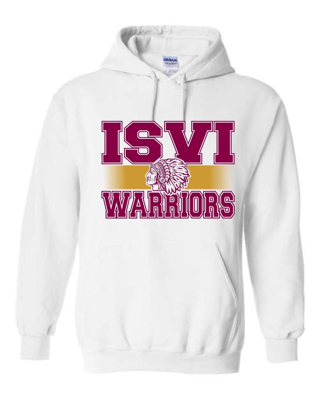 WARRIORS-ISVI WHITE-18500