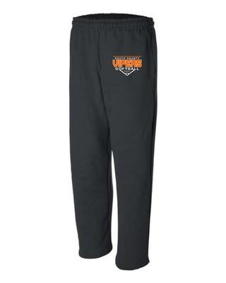 VIPERS SOFTBALL POCKETED SWEAT PANTS-12300