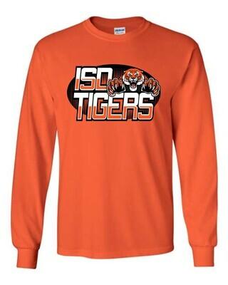 ISD TIGERS-2400 ORANGE