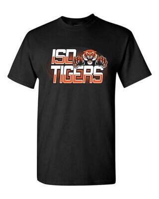 ISD TIGERS-5000 BLACK