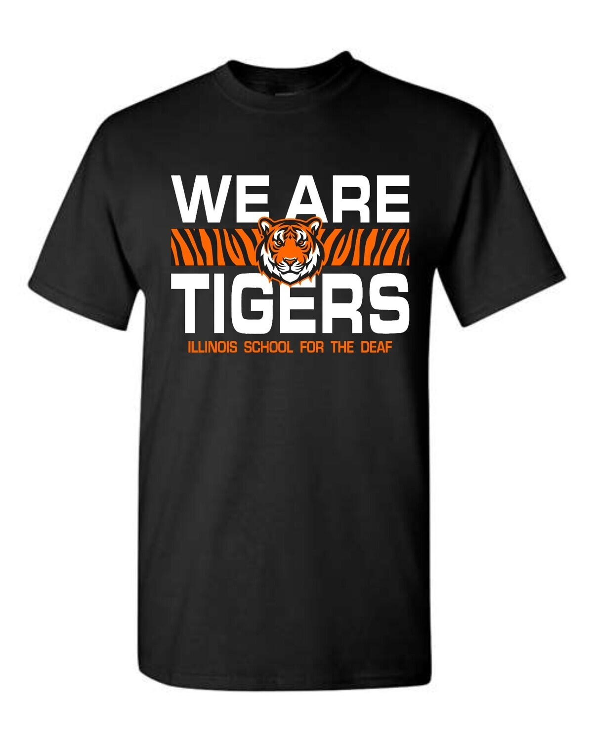 ISD WE ARE TIGERS-5000 BLACK