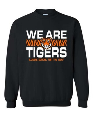 ISD WE ARE TIGERS-PC78 BLACK