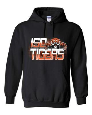 ISD TIGERS-18500 BLACK