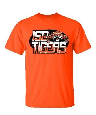 ISD TIGERS-5000 ORANGE