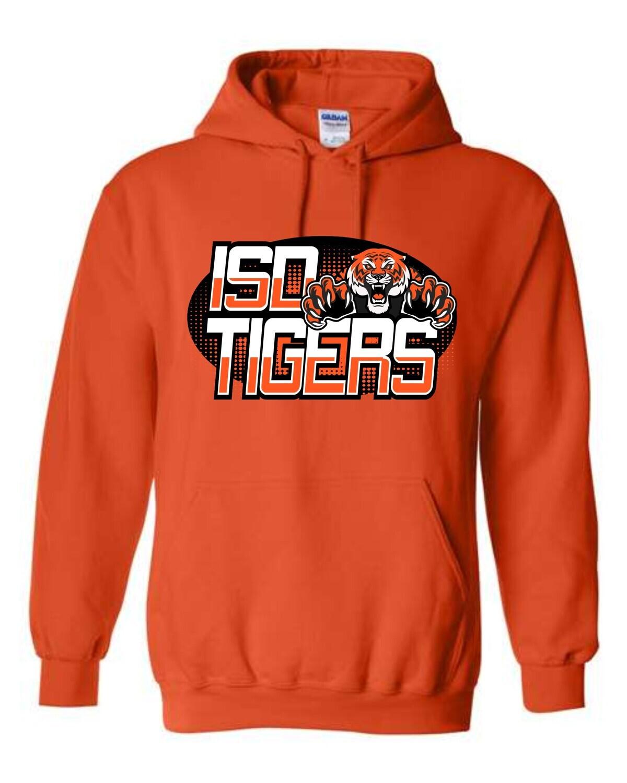 ISD TIGERS-18500 ORANGE