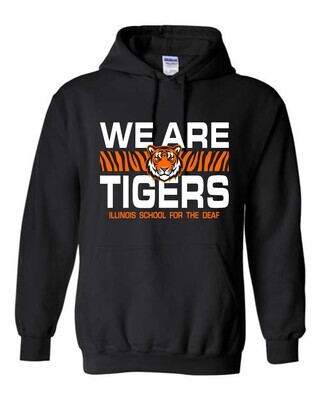 ISD WE ARE TIGERS-18500 BLACK