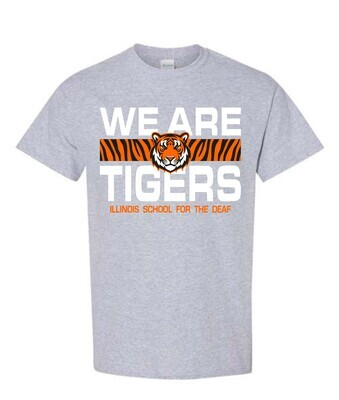 ISD WE ARE TIGERS-5000 GRAY
