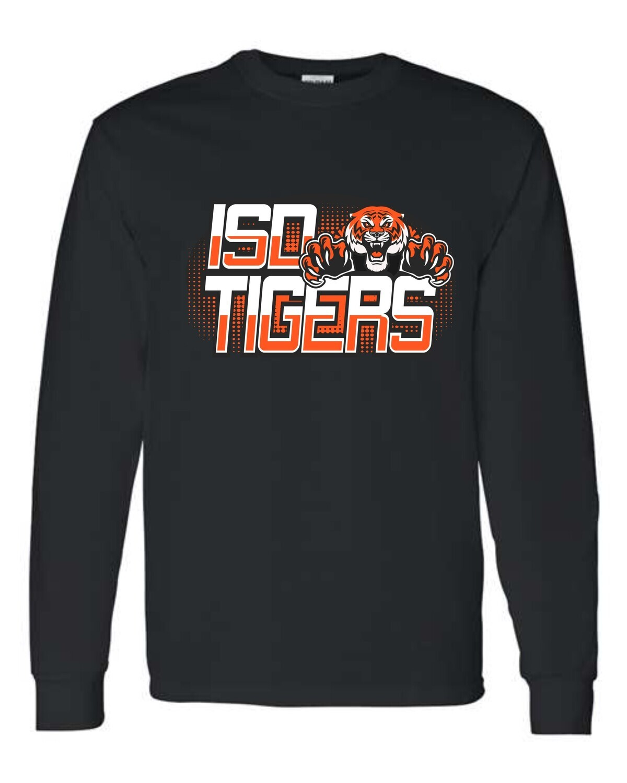 ISD TIGERS-2400 BLACK