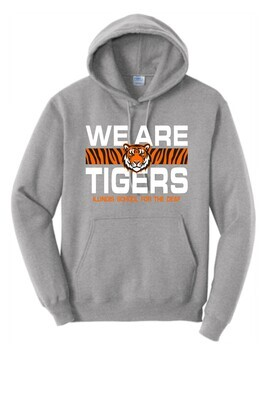 ISD WE ARE TIGERS-PC78H GRAY