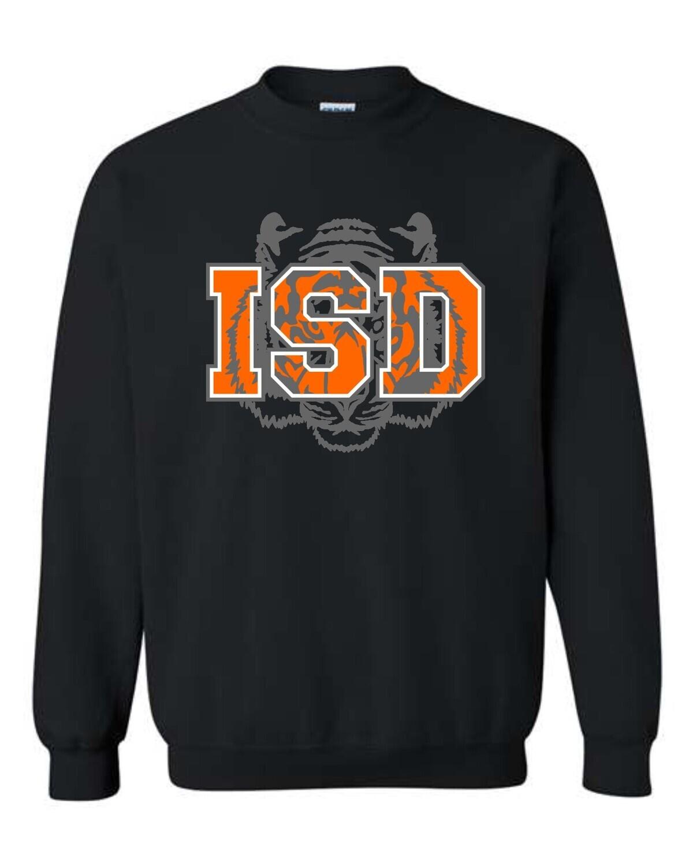 ISD TIGER HEAD-18000 BLACK