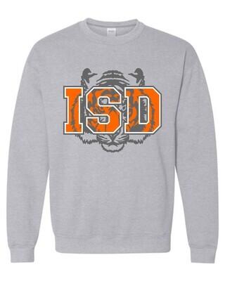 ISD TIGER HEAD-18000 GRAY