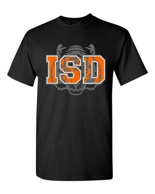 ISD TIGER HEAD-5000 BLACK