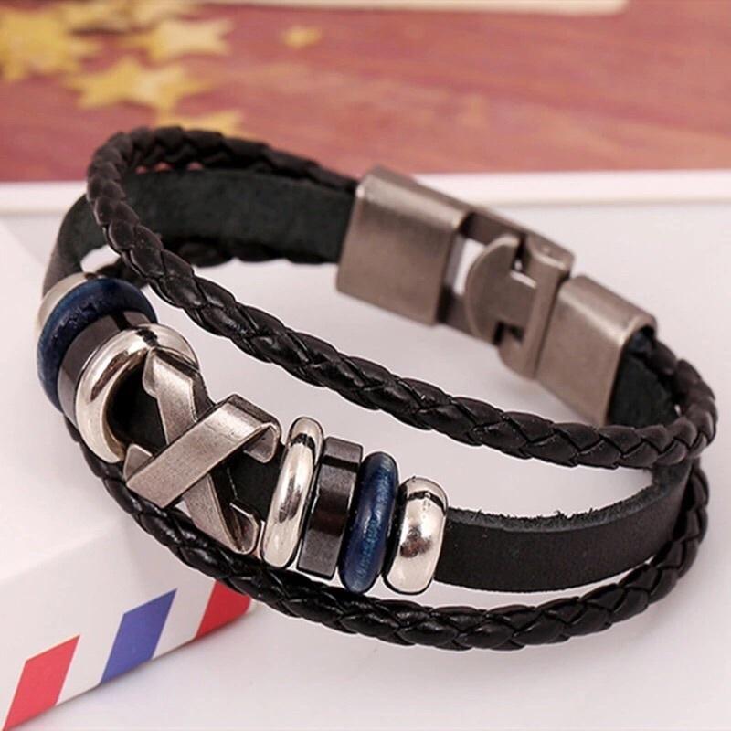 Stainless Bracelet - Cross